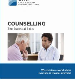 Photo of Counselling manual cover