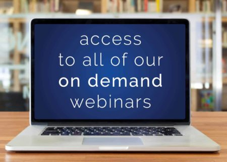 Member plan access all our webinars photo, CTRI