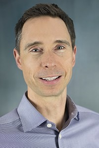 Photo of Nathan Gerbrandt, Director of Training