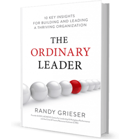The Ordinary Leader book image
