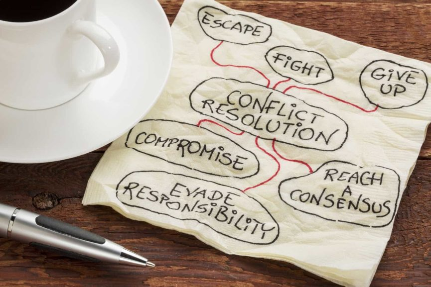 conflict, conflict resolution, relationships, communication, questions, family