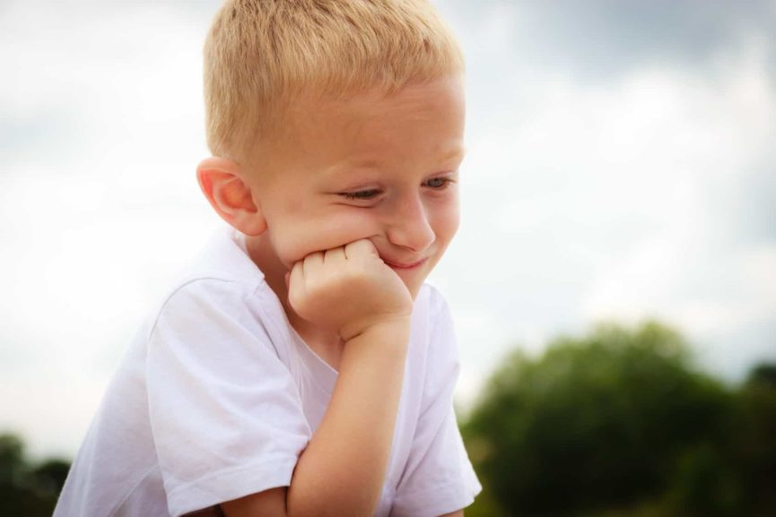 child coping with grief, grief and loss, well-being, mental health