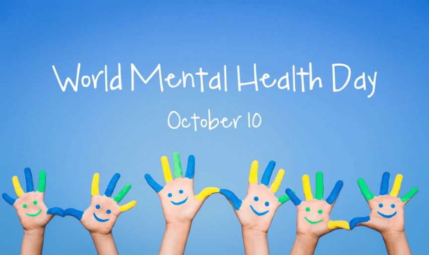 world mental health day, mental health, awareness, self-care, well-being