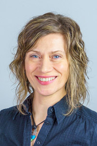 Photo of Vicki Enns, Clinical Director; Crisis and Trauma Resource Institute Inc.