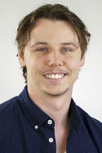 Image of Luke Whitmore - Video Projects Coordinator