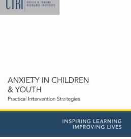 On-Demand Manual Anxiety in Children and Youth