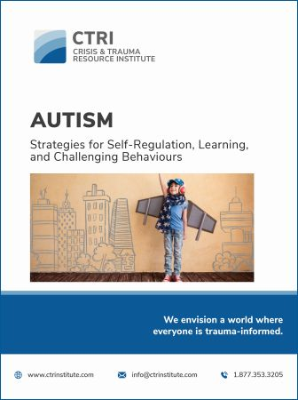 Photo of Autism manual cover
