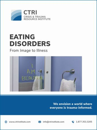 Photo of Eating Disorders manual cover