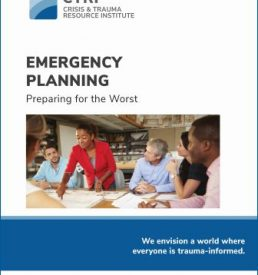 Photo of Emergency Planning manual cover
