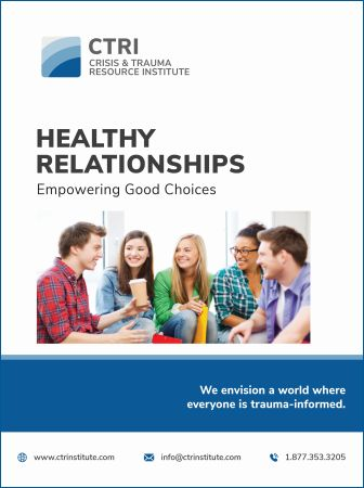 Photo of Healthy Relationships manual cover
