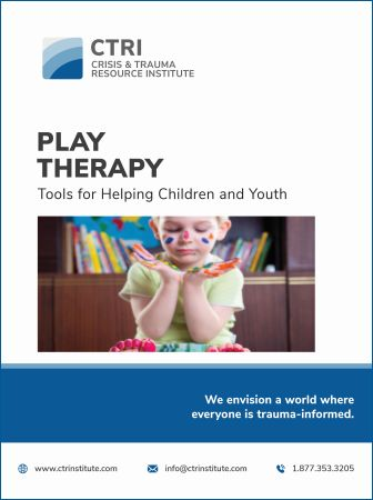 Image of Play therapy manual for CTRI