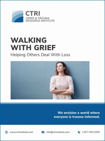 Walking with Grief workshop manual cover image