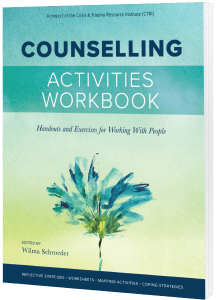Counselling Activities Workbook imge of book cover